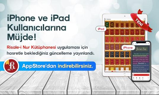 iPhone ve iPad kullanıcılarına müjde!