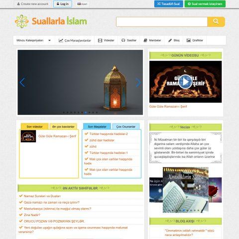 Suallarla Islam