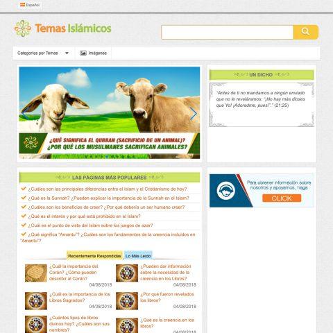 Temas Islamicos