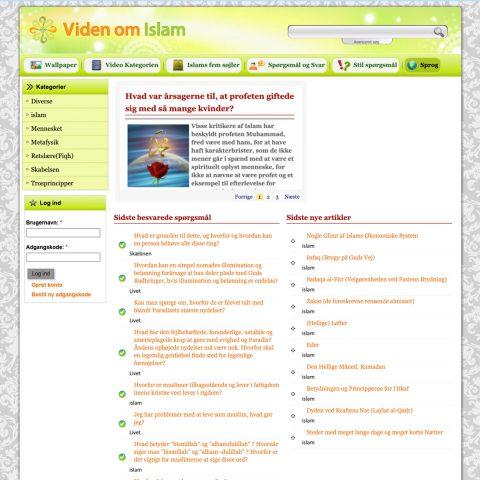 Viden om Islam