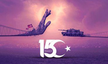 15 TEMMUZ SENE-İ DEVRİYESİ MÜNASEBETİYLE